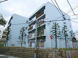 甲子園東行マンション[3階]の外観