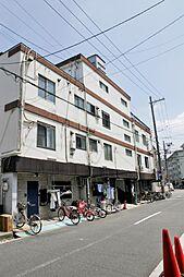 良三マンション[3階]の外観