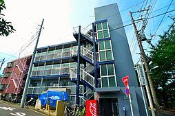 レナジア東所沢[1階]の外観