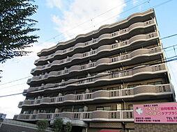 ルミエール八尾[2階]の外観