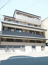 フラッティ堀川高辻[402号室]の外観