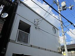 大阪府寝屋川市池田南町の賃貸マンションの外観