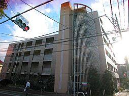 東京都調布市西つつじケ丘4丁目の賃貸マンションの外観