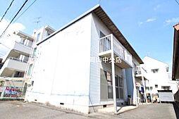 シティハイツ京山[1階]の外観