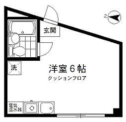 祐天寺駅 6.0万円