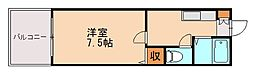 大成ビル[1階]の間取り