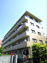 東京都大田区池上2丁目の賃貸マンションの外観