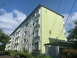 〜緑豊かな住環境〜 上中里団地22号棟