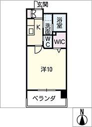 仮)則武二丁目マンション[6階]の間取り
