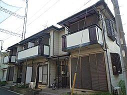 [テラスハウス] 千葉県松戸市栄町6丁目 の賃貸【/】の外観