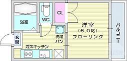 薬師堂駅 3.2万円