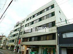 富田町共同ビル[2階]の外観