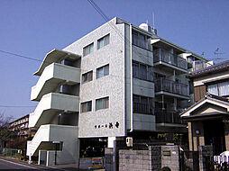 大阪府堺市西区浜寺南町3丁の賃貸マンションの外観