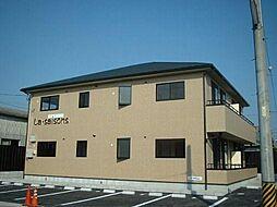 愛知県安城市二本木新町2丁目の賃貸アパートの外観