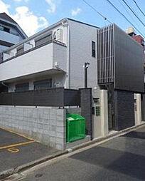 神奈川県横浜市南区前里町2丁目の賃貸アパートの外観