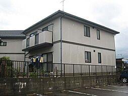 サニーコートハザマ A棟[101号室]の外観
