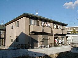 兵庫県高砂市今市1丁目の賃貸アパートの外観