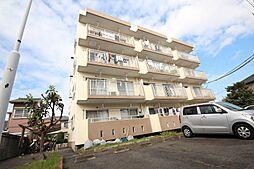 愛知県名古屋市中川区戸田ゆたか2丁目の賃貸マンションの外観