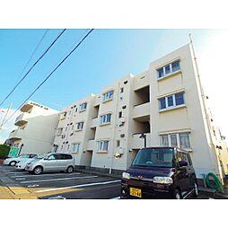 静岡県静岡市駿河区東新田5丁目の賃貸マンションの外観
