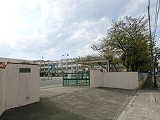 六木小学校(633m)