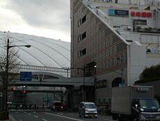 遊園地東京ドームまで1243m