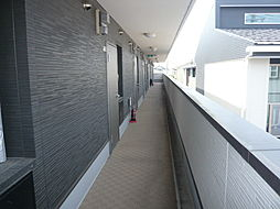 Lib la[2階]の外観