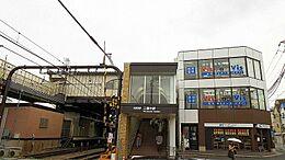 「三鷹台」駅徒歩6分 駅に近いのでゆとりのある朝に疲れ知らずの帰り道と毎日実感満足できます