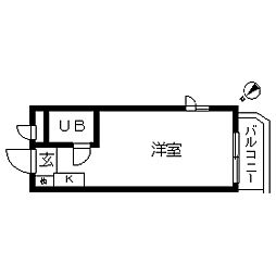 TOP・板橋[0408号室]の間取り
