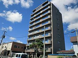 北海道札幌市東区北二十二条東8丁目の賃貸マンションの外観