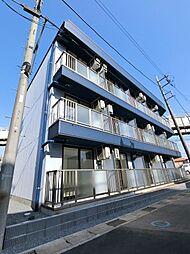 千葉県千葉市稲毛区穴川3丁目の賃貸アパートの外観