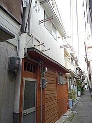 橋本アパート[1階]の外観