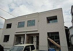愛知県名古屋市南区豊田3丁目の賃貸アパートの外観