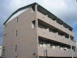 セリバ中久世[2階]の外観