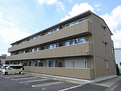 外観,2LDK,面積58.34m2,賃料9.8万円,つくばエクスプレス 研究学園駅 徒歩15分,,茨城県つくば市研究学園