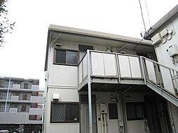 神奈川県横浜市金沢区釜利谷東2丁目の賃貸アパートの外観