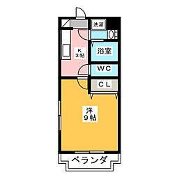 ForceII[2階]の間取り
