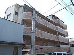 京都府京都市伏見区深草直違橋片町の賃貸マンションの外観
