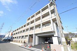 兵庫県宝塚市安倉南1丁目の賃貸マンションの外観