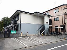 アビタシオン松江B[102号室]の外観
