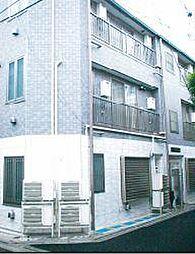 東京都台東区鳥越1丁目の賃貸アパートの外観