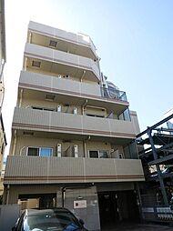 東京都江東区大島2丁目の賃貸マンションの外観
