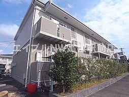香川県高松市香川町川東下の賃貸マンションの外観