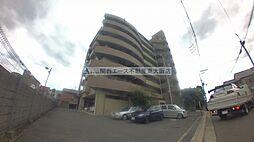 大阪府東大阪市御厨東2丁目の賃貸マンションの外観