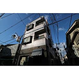 鶴橋ツリガミビル[301号室]の外観