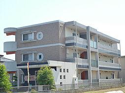 クローバーガーデン[1階]の外観