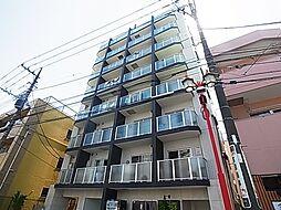 ジェノヴィア西新井大師グリーンヴェール[4階]の外観