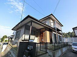 [一戸建] 千葉県富里市日吉台5丁目 の賃貸【/】の外観