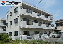サンヴィラ篠田 A棟[1階]の外観