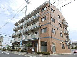 三重県鈴鹿市岸岡町の賃貸マンションの外観