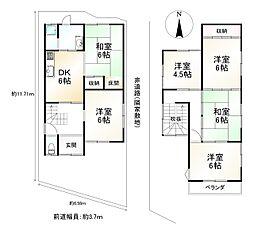 修学院駅 1,180万円